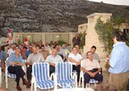 Public Meeting in Xlendi